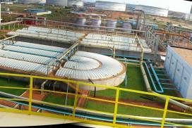Design Capacity:200,000 cubic metres/day